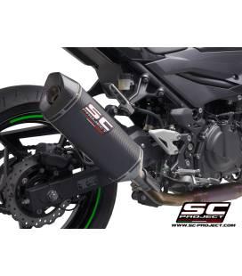 Silencieux Kawasaki Z400 - SC1M Carbone SC Project K31-116C