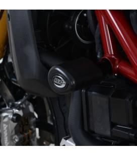 Tampon de protection Indian FTR1200 - RG Racing Aero