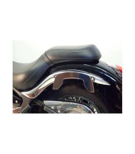 Supports sacoches Kawasaki VN 900 Custom-Vulcan / Hepco-Becker
