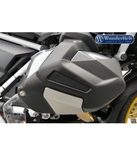 Protections couvre culasse / cylindre BMW R1250 - Wunderlich 35613-002