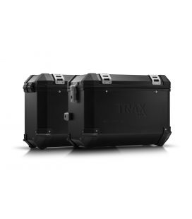 Kit valises CRF1000L Africa Twin 18-19 / SW Motech ION Noir