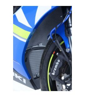 Protection radiateur GSXR1000/R 2017- RG Racing RAD9019BK
