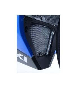 Protection radiateur huile GSXR1000/R 2017- RG Racing OCG0030BK