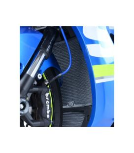 Protection radiateur Suzuki GSXR1000/R 2017- RG Racing RAD0216BK