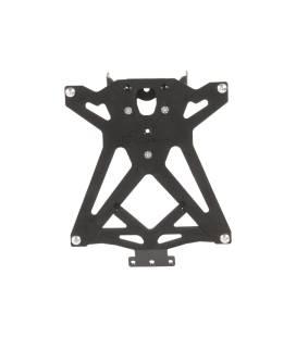 Support de plaque Suzuki GSXR1000/R 2017- Lightech KTARSU113A2