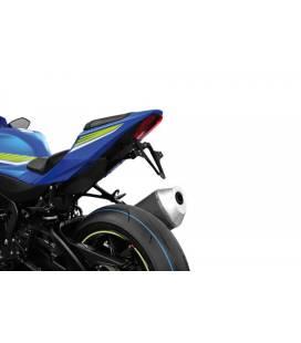 Support de plaque Suzuki GSXR1000/R 2017- Highsider