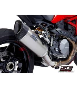 Silencieux Ducati Monster 1200R - SC Project SC1R titane