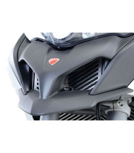 Protection radiateur Huile Ducati Monster 1200 - RG Racing SCG0008SS