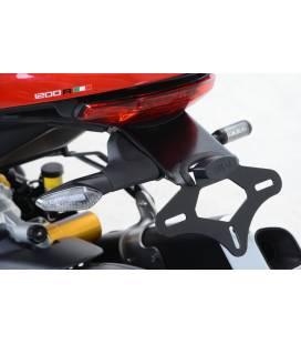 Support de plaque Ducati Monster 1200 - RG Racing LP0191BK