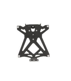 Support de plaque Ducati Monster 1200 - Lightech KTARDU112A2