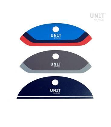 Autocollants pour plaque Unit Garage U076