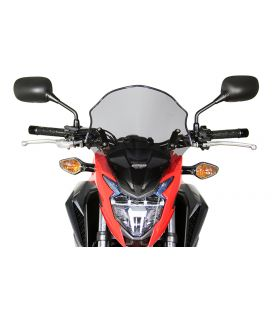 Bulle Honda CB500F 16-18 / MRA Fumé