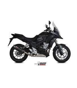 Silencieux Honda CB500F 2016-2018 / Mivv Suono Noir