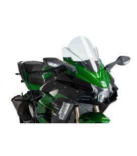Bulle Kawasaki Ninja H2 SX - Puig Racing