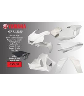 Ensemble Pack Carénage Yamaha YZF-R1 2020