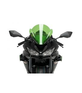 Ailerons de carénages Kawasaki ZX-6R 636 2019 - Puig Downforce