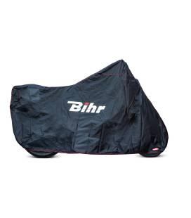 Housse extérieur moto avec bulle haute Bihr H2O