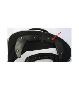 Adaptateur C-Bow en plastique pour sacoche - Hepco-Becker - 700427