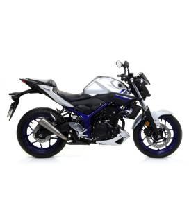 Silencieux Yamaha MT-03 / Pro-Race Arrow 71831PRI