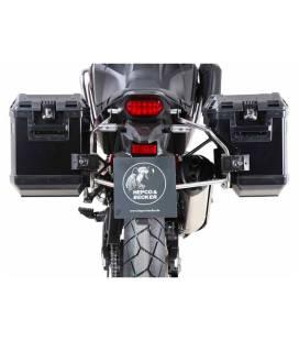 Valises Honda CRF1100L Africa Twin - Hepco-Becker Xplorer Noir