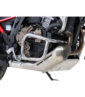 Protection moteur CRF1100L Africa Twin - Hepco-Becker Alu
