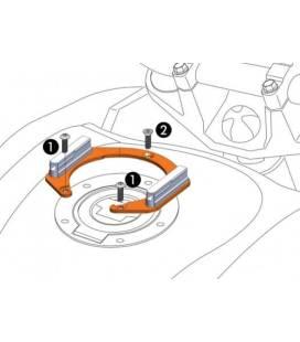 Support sacoche réservoir Kawasaki Ninja 1000 SX - Hepco-Becker