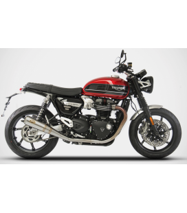 SILENCIEUX TRIUMPH SPEED TWIN 1200 CONIQUE - ZARD