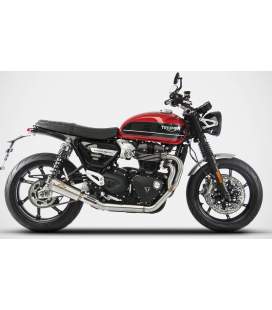 LIGNE 2EN1 TRIUMPH SPEED TWIN 1200 SP SERIE - ZARD