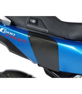 Protection de carénage arrière BMW C600 Sport - Wunderlich carbone