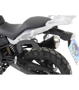 Supports sacoches BMW G310GS - Hepco-Becker C-Bow