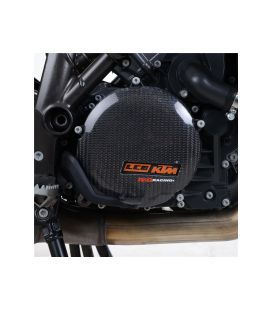 Couvre carter KTM 1290 Superduke R 2020 - RG Racing carbone droite