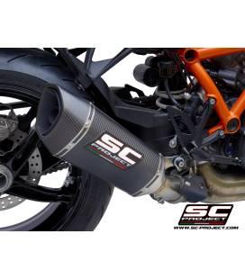Silencieux KTM 1290 Superduke R 2020 - SC Project Carbone