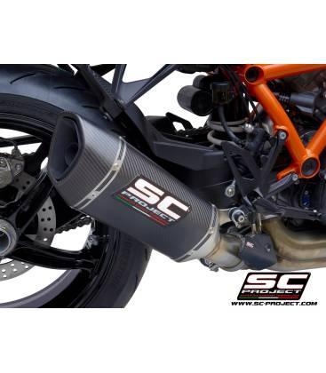 Silencieux carbone 1290 Superduke 2020 - SC project KTM16-90C