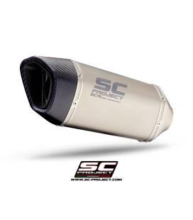 Silencieux KTM 1290 Superduke R 2020 - SC Project Titane