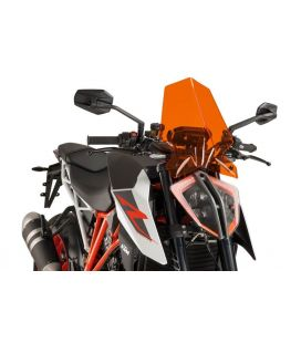 Bulle KTM 1290 Superduke R 2020 - Puig Orange