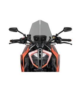 Bulle KTM 1290 Superduke R 2020 - Puig Fumé clair