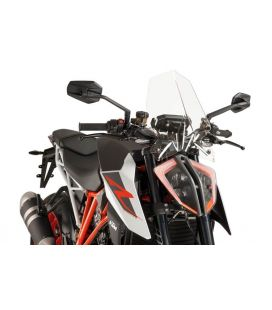 Bulle KTM 1290 Superduke R 2020 - Puig Transparent