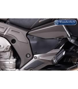 Caches lateraux BMW K1600GT-GTL / Wunderlich noir