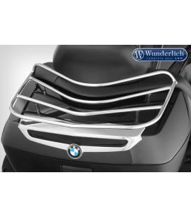 Porte bagage top-case Premium BMW K1600GT-GTL / Wunderlich chromé