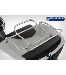 Porte bagage top-case TOUR BMW K1600GT-GTL / Wunderlich argent