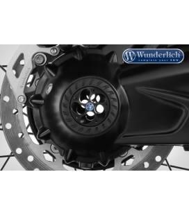 Cache moyeu BMW HP2 - Wunderlich noir