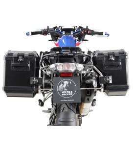 Kit valises BMW R1250GS Adventure - Hepco-Becker Cutout Noir
