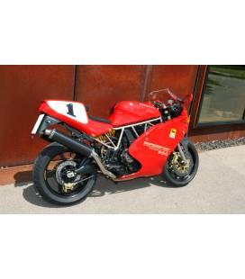 Silencieux Hauts Ducati Supersport - Silmotor