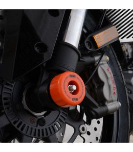 Protection fourche KTM 1290 SUPERDUKE - RG Racing FP0138OR