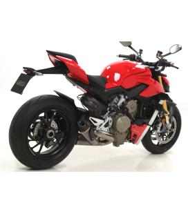 Silencieux Ducati Streetfighter V4 / Arrow Racing