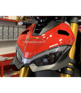 CARENAGE OPTIQUE CARBONE DUCATI STREETFIGHTER V4 - CARBONVANI