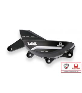 Protection d'alternateur Ducati V4 - CNC Racing Pramac Edition