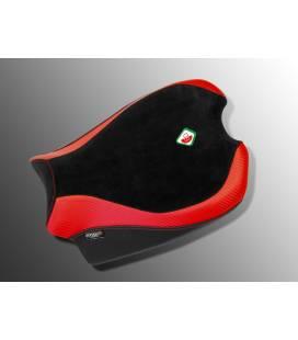 Housse de selle Ducati Streetfighter V4 - Ducabike Black/Red