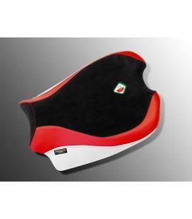 Housse de selle Ducati Streetfighter V4 - Ducabike Black/Red/White