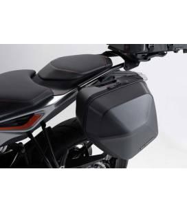 Kit valise gauche KTM 890 Duke R - SW Motech Urban ABS